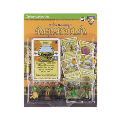 Agricola: Green Expansion (ENG)
