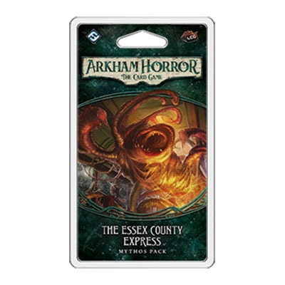 Arkham Horror LCG: Essex County Express (ENG) exp.