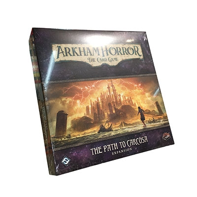 Arkham Horror LCG: Path to Carcosa (ENG) exp.