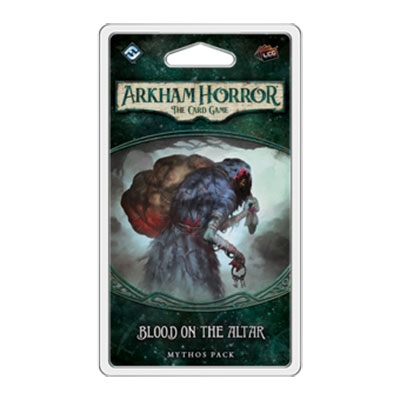Arkham Horror LCG: Blood on the Altar (ENG) exp.