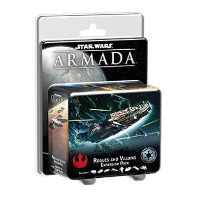 Star Wars - Armada: Rogues and Villains (ENG)
