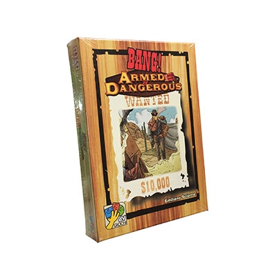 Bang!: Armed and Dangerous (ENG) exp.
