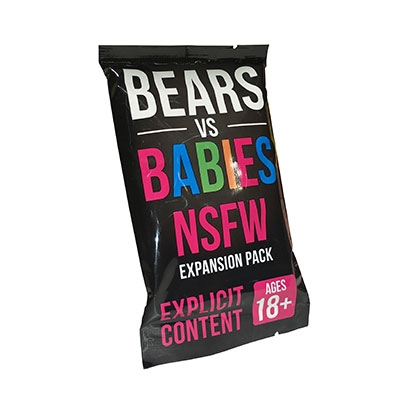 Bears vs Babies NSFW Expansion Pack (ENG)