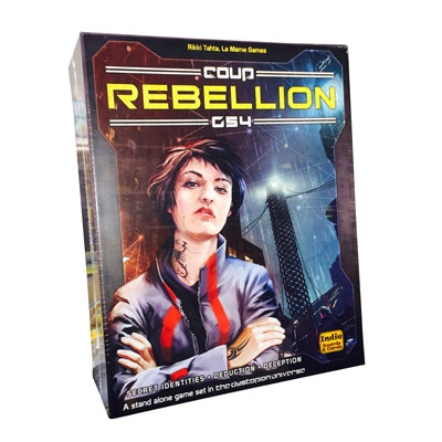 Coup Rebellion G54 (ENG)