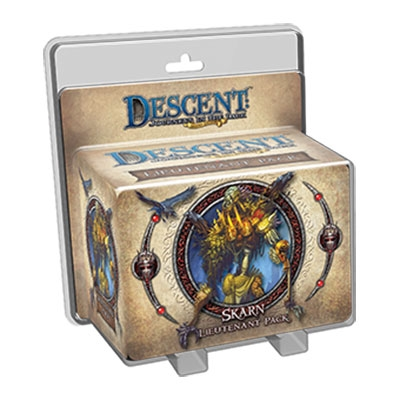 Descent: Skarn Lieutenant Pack (ENG)