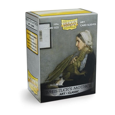 Dragon Shield Art sleeve Whistlers Mother 100kpl
