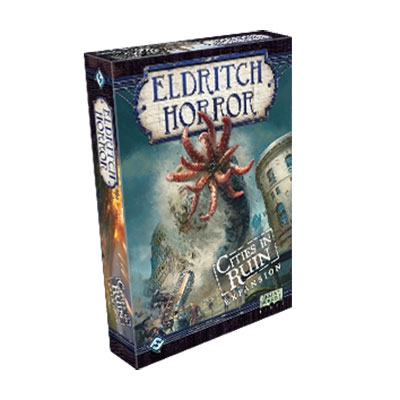 Eldritch Horror: Cities in Ruin (ENG)