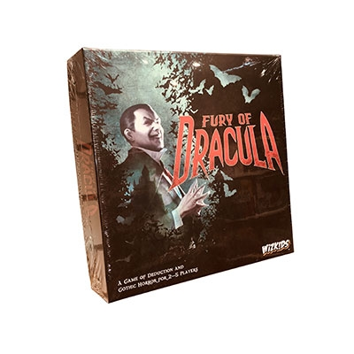Fury of Dracula 4th edition (ENG)