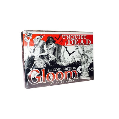 Gloom: Unquiet Dead 2nd Edition (ENG)