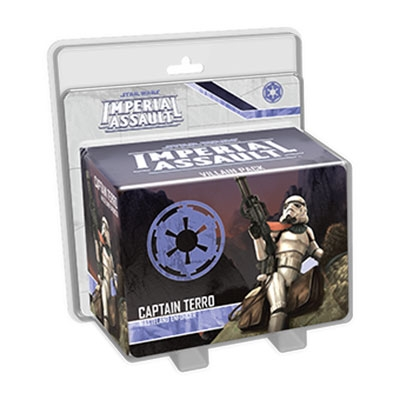 Star Wars - Imperial Assault Captain Terro (ENG)