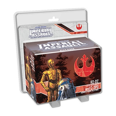 Star Wars - Imperial Assault R2-D2 & C-3PO (ENG)