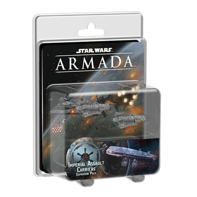 Star Wars - Armada: Imperial Assault Carriers(ENG)