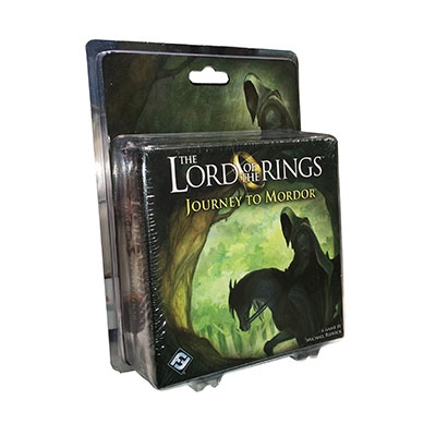 Lord of the Rings Journey to Mordor (ENG)
