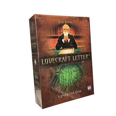 Lovecraft Letter (ENG)