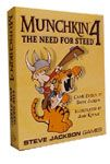 Munchkin 4: The Need for Steed exp (ENG)