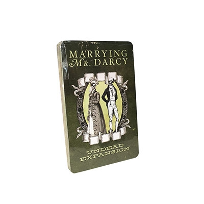 Marrying Mr. Darcy Undead Expansion (ENG)