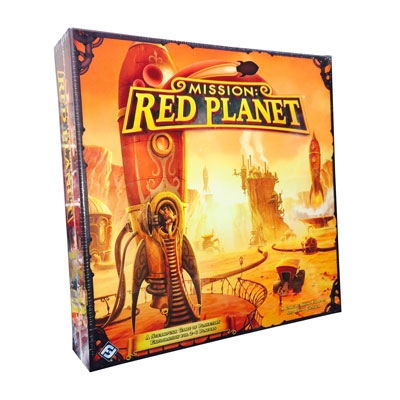Mission: Red Planet (ENG)