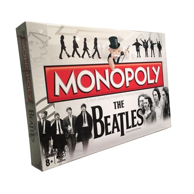 Monopoly, The Beatles (ENG)
