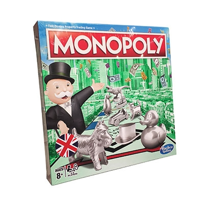 Monopoly, classic (ENG)