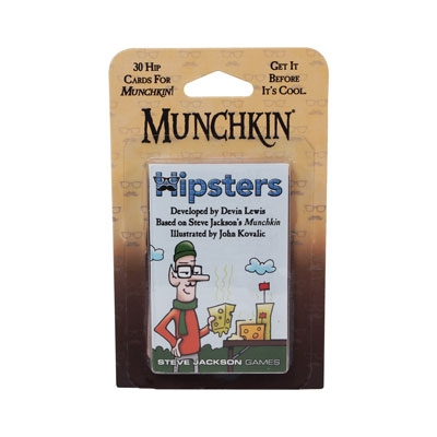 Munchkin: Hipsters .exp (ENG)