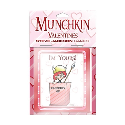 Munchkin: Valentine All You Need is Loot exp (ENG)