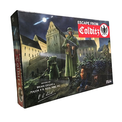 Escape from Colditz (ENG)