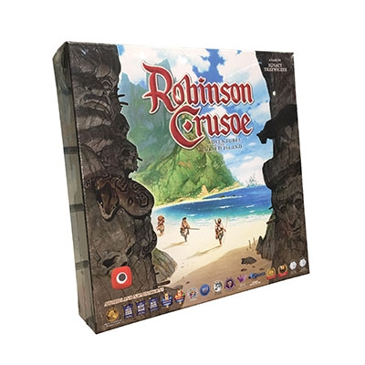Robinson Crusoe 2nd Edition (ENG)