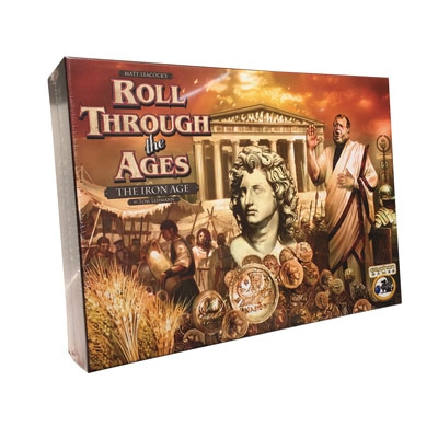 Roll Through the Ages Iron Age (ENG)