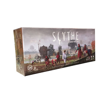 Scythe: Invaders From Afar exp. (ENG)