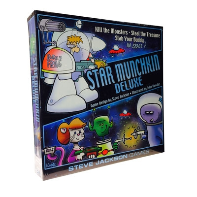 Star Munchkin Deluxe Edition (ENG)