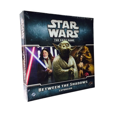 Star Wars LCG -- Between The Shadows (ENG)