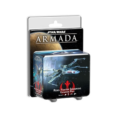 Star Wars - Armada: Rebel Fighter Squadrons (ENG)