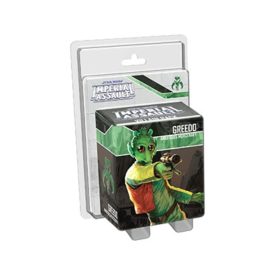 Star Wars - Imperial Assault Greedo (ENG)