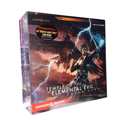 Dungeons & Dragons:Temple of Elemental Evil  (ENG)