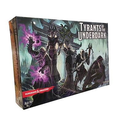 Dungeons & Dragons: Tyrants of the Underdark (ENG)