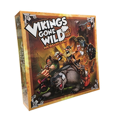 Vikings Gone Wild (ENG)