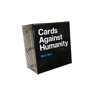 Cards Against Humanity: Blue Box (ENG) exp.