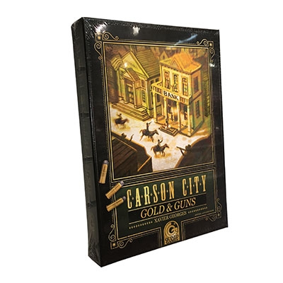 Carson City: Gold and Guns (ENG) exp.