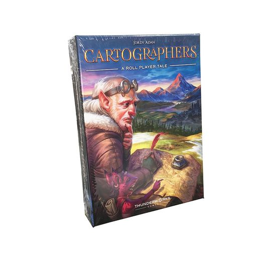 Cartographers - A Roll Player Tale (ENG)
