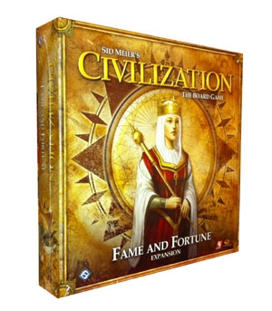 Sid Meiers Civilization: Fame and Fortune (ENG)