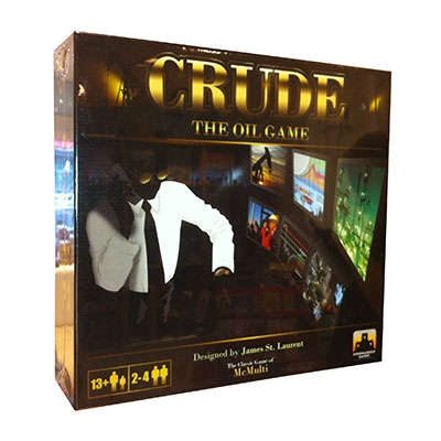 Crude - The Oil Game (ENG)