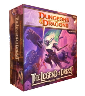 Dungeons & Dragons: Legend of Drizzt (ENG)