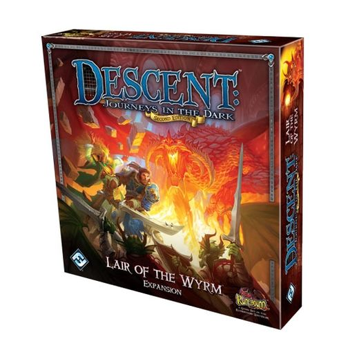 Descent: Lair of the Wyrm (ENG)