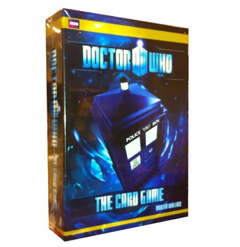 Doctor Who: The Card Game (ENG)
