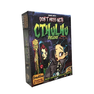 Dont Mess With Cthulhu Deluxe edition (ENG)