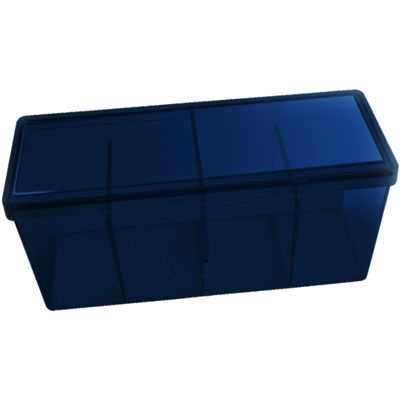 Dragon Shield - 4 Storage box: Blue