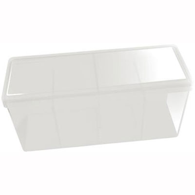 Dragon Shield - 4 Storage box: White