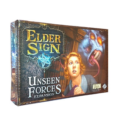 Elder Sign - Unseen Forces exp. (ENG)