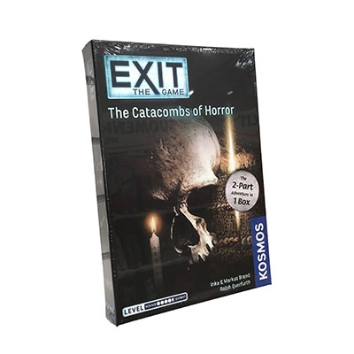 EXIT XL Catacombs of Horror (ENG)