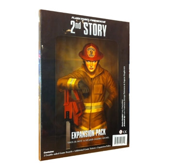 Flash Point Fire Rescue: 2nd Story exp. (ENG)